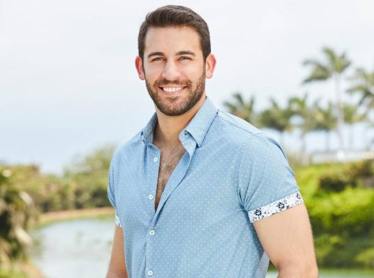 Olivia Caridi's Ex Boyfriend Derek Peth