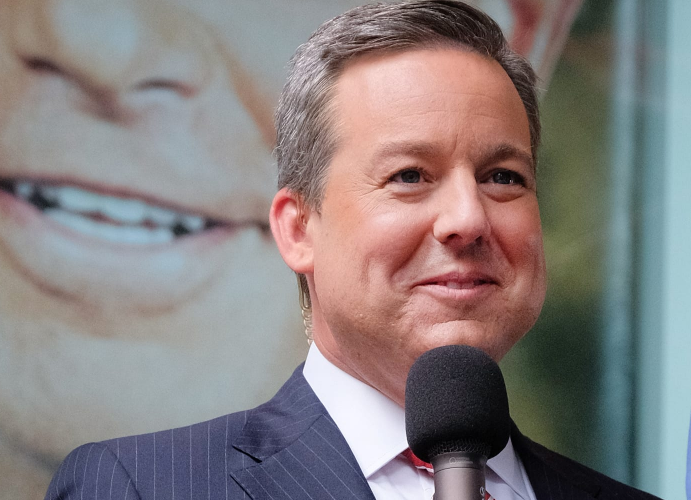 Ed Henry, a famous journalist
