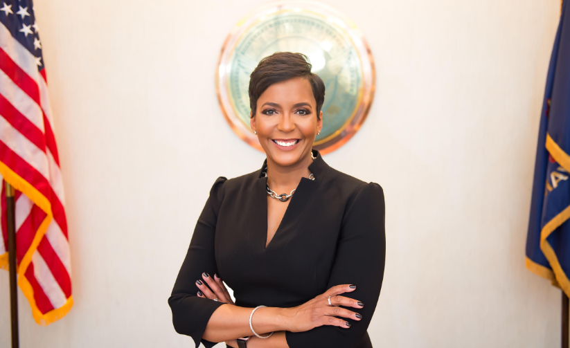 Keisha Lance Bottoms, a famous politician and lawyer