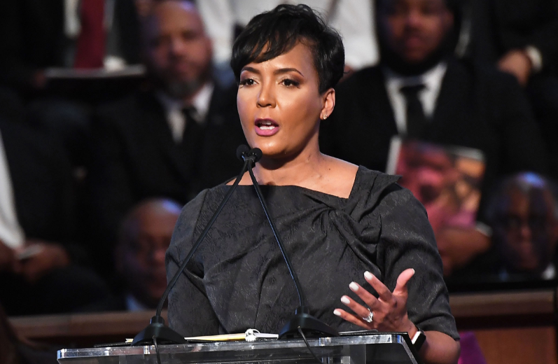 Keisha Lance Bottoms tests positive for COVID 19