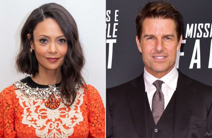 Thandie Newton scared of Tom Cruise's Comment