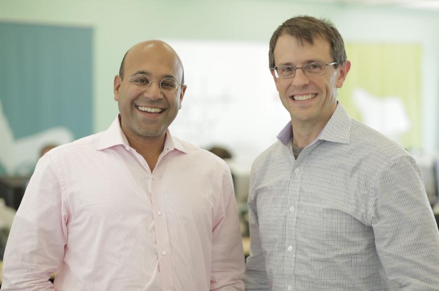 Steve Conine Startup his career with Niraj Shah