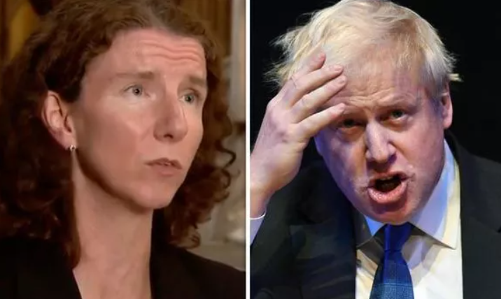 Labour Brexit U turn How Anneliese Dodds claimed second referendum is only way out