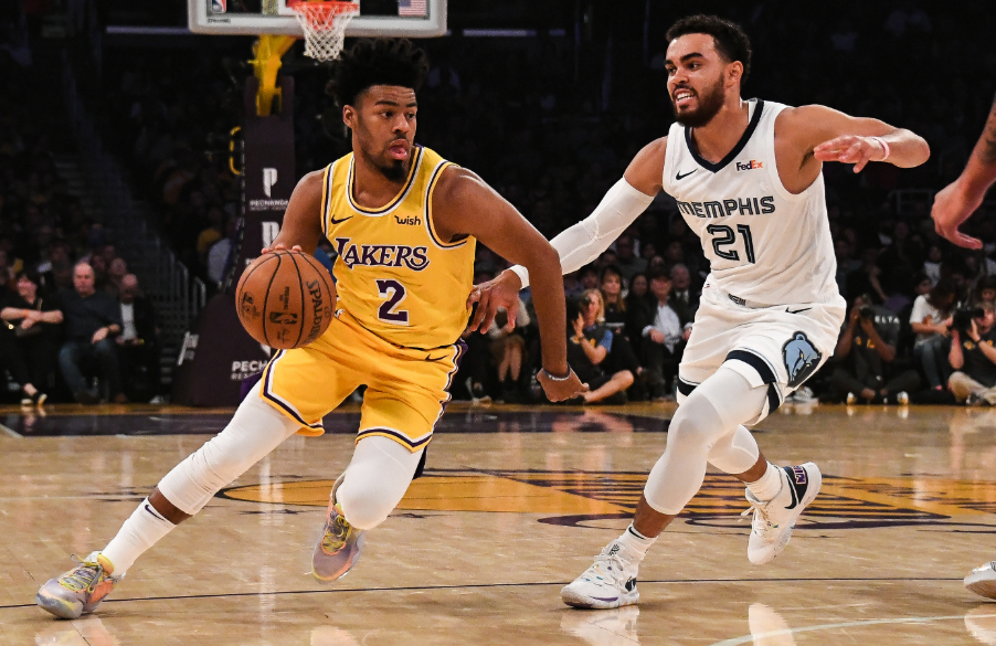 Quinn Cook, a famous professional basketball player