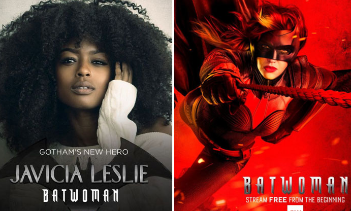 Javicia Leslie to play first black Batwoman