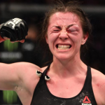 Molly McCann, a famous MMA fighter