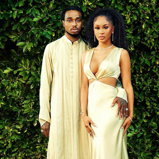 Saweetie and Quavo's Romantic Life and Love Story