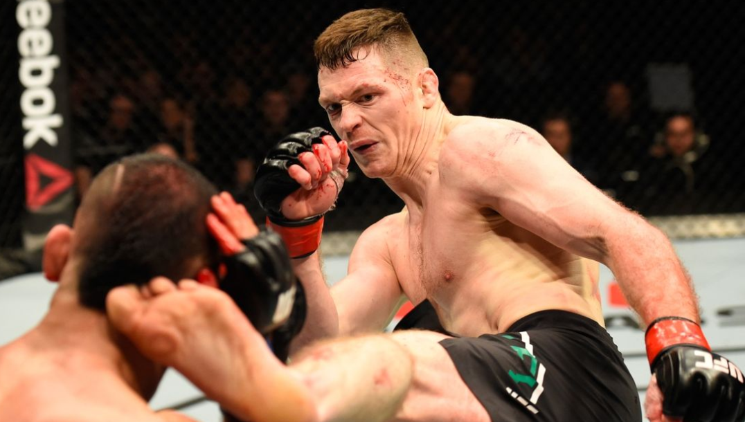Joe Duffy, a former professional MMA Fighter