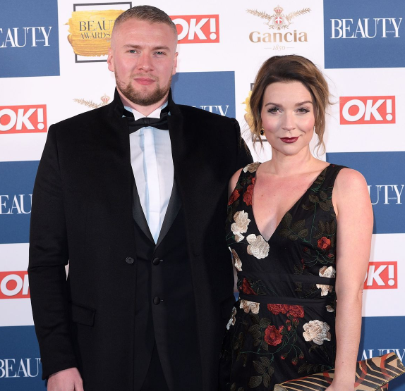 Bake Off star Candice Brown confirms split from husband