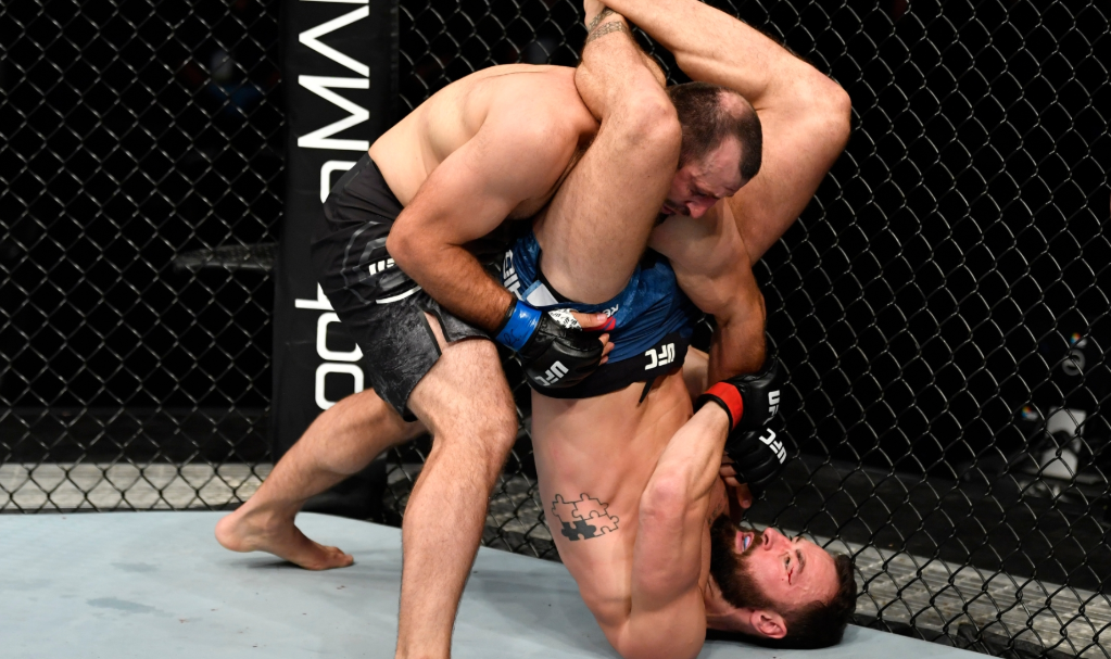 Paul Craig against Gadzhimurad Antigulov