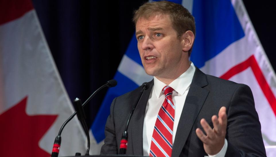 Andrew Furey Wins Liberal Leadership Race