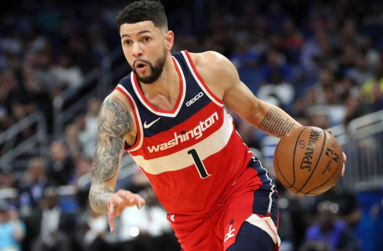 Austin Rivers erupts for career-high 41 points with Russell Westbrook out