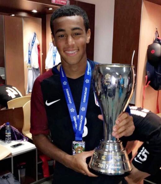 Tyler Adams CONCACAF