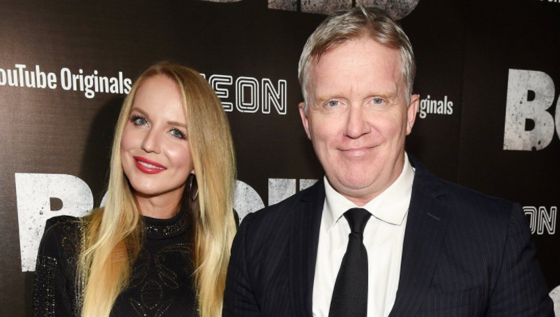 Anthony Michael Hall Engaged to Lucia Oskerova