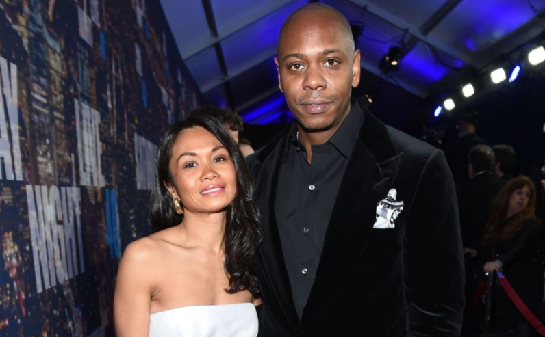 Elaine Chappelle's Husband, Dave Chappelle