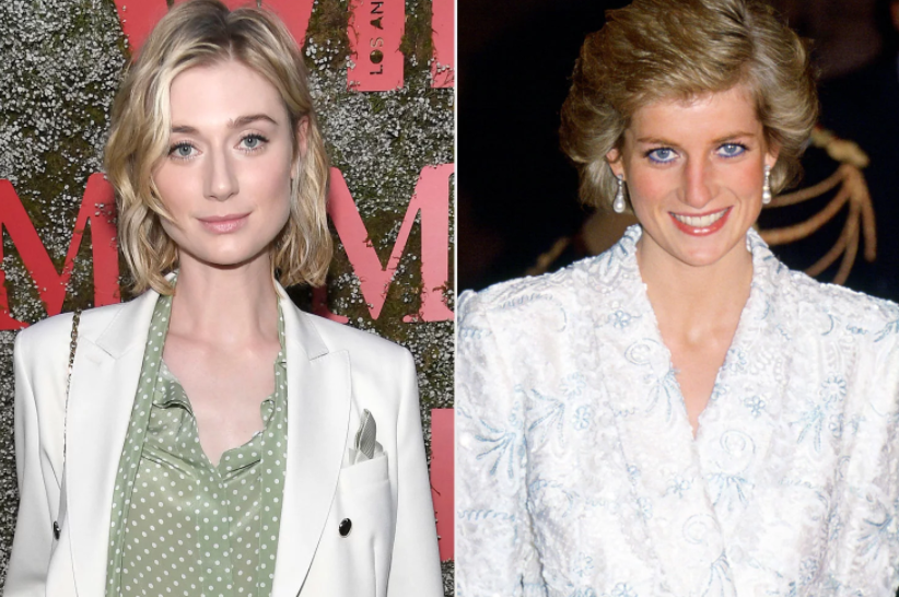 Elizabeth Debicki has been cast to play Princess Diana in the final two seasons of Netflix drama 'The Crown'