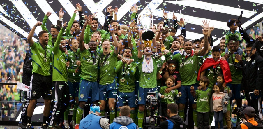 Sounders FC awarded Sports Story of the Year