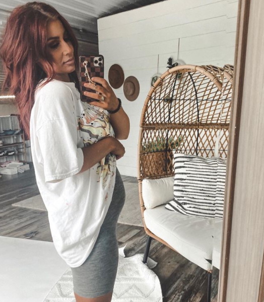 Chelsea Houska pregnant with her fourth baby