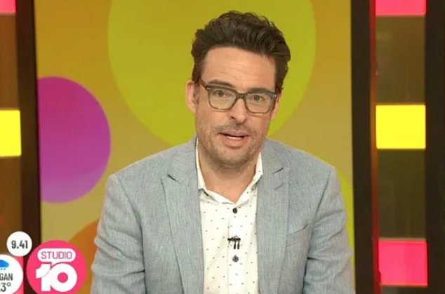 Joe Hildebrand has announced his departure from Studio 10