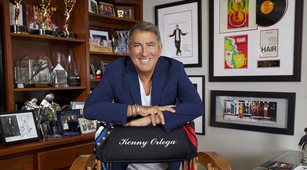 Kenny Ortega, a famous filmmaker