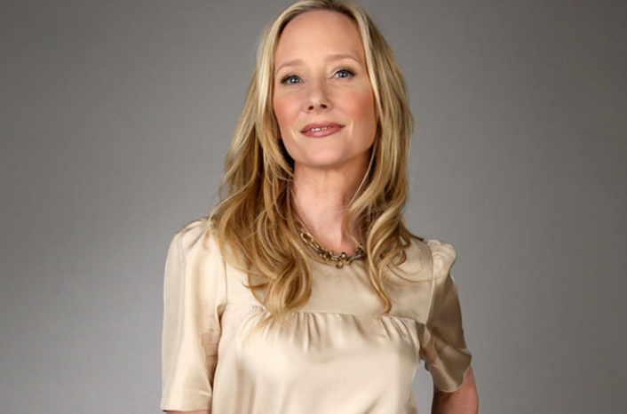 Anne Heche, a famous actress
