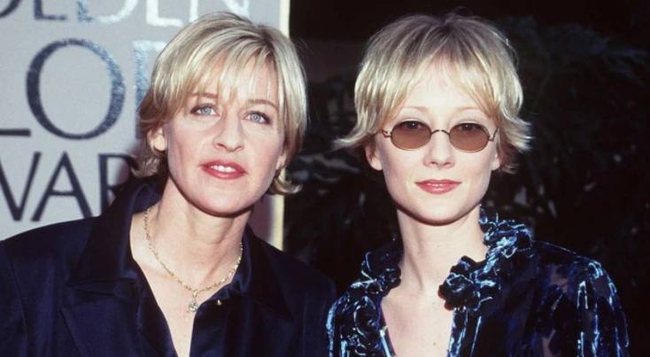 Anne Heche is reflecting on her time with Ellen DeGeneres