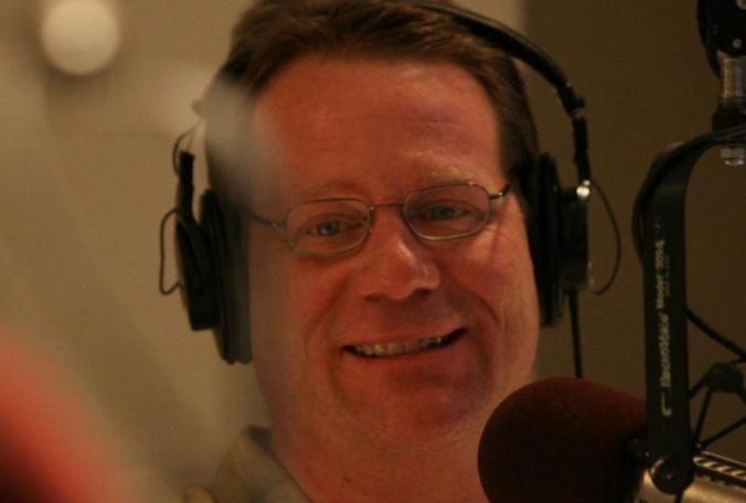 Dan McNeil, a famous radio host
