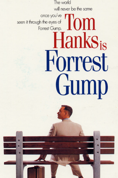 Winston Broom's Novel, Forrest Gump