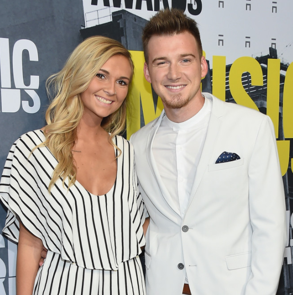 Morgan Wallen and his ex-fiance, Katie Smith