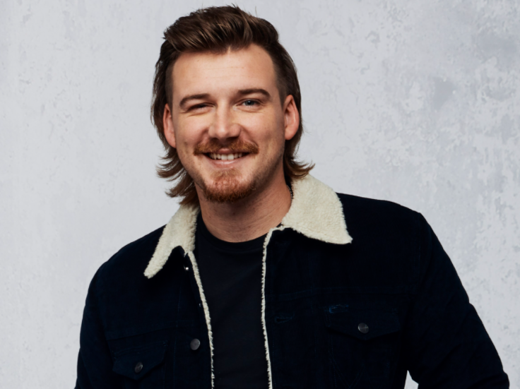 Morgan Wallen, an award winning singer