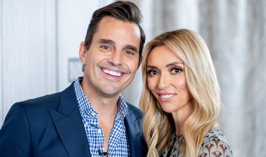 Giuliana Rancic and her husband, Bill Rancic