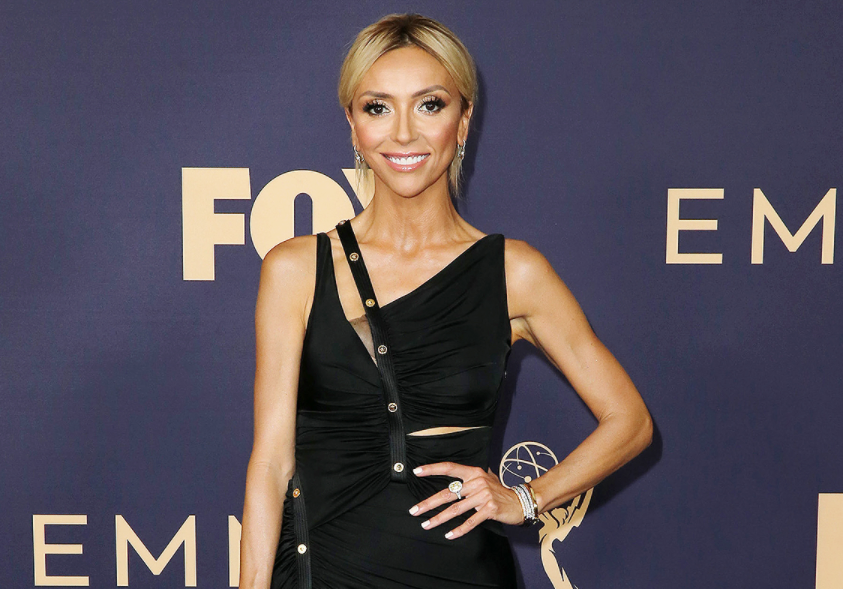 Giuliana Rancic Contracted with COVID-19