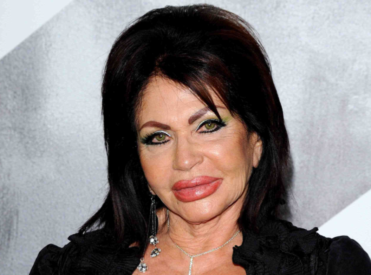 Jackie Stallone, Died at 98