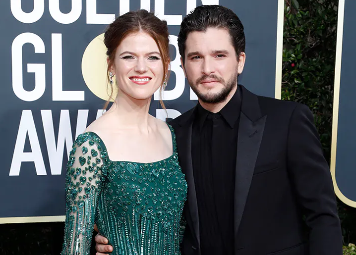 Rose Leslie and Kit Harington Welcomes First Baby
