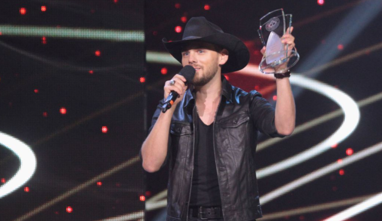 Brett Kissel with Awards