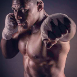Joaquin Buckley, a famous MMA fighter