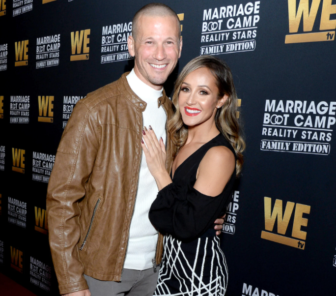Ashley Hebert and J.P. Rosenbaum split