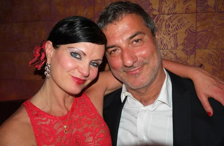 Benita Alexander and Paolo Macchiarini