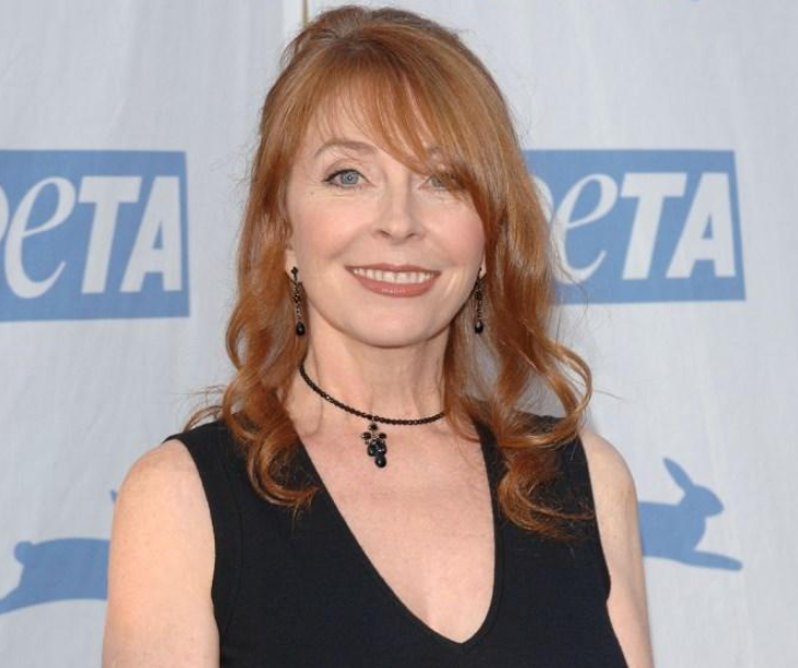 Cassandra Peterson, a famous actress