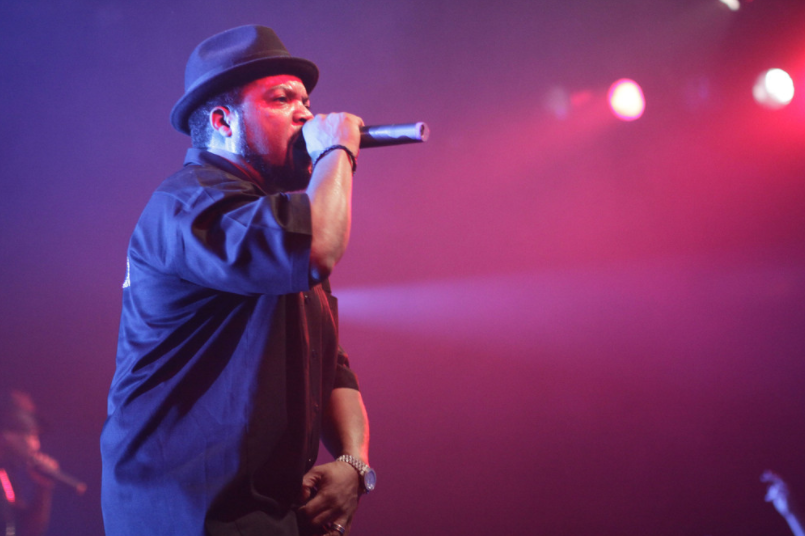 Ice Cube Singing