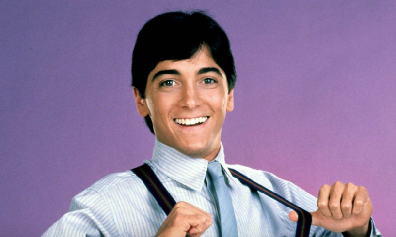 Scott Baio in Happy Days
