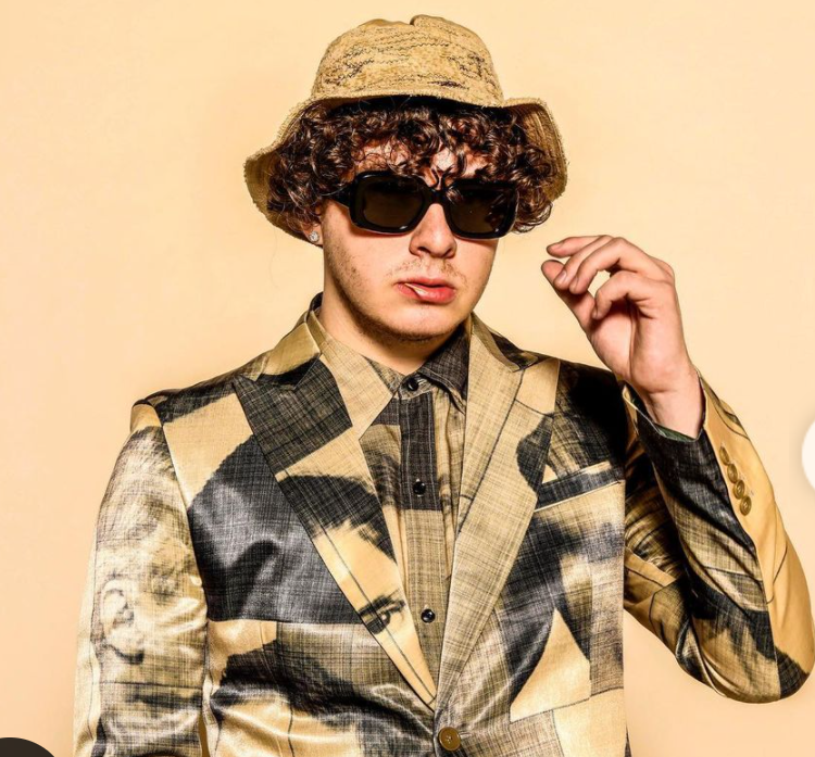 Rapper and Songwriter, Jack Harlow