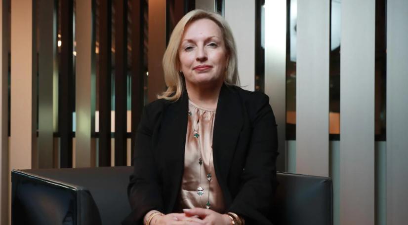 Christine Holgate, a famous business executive