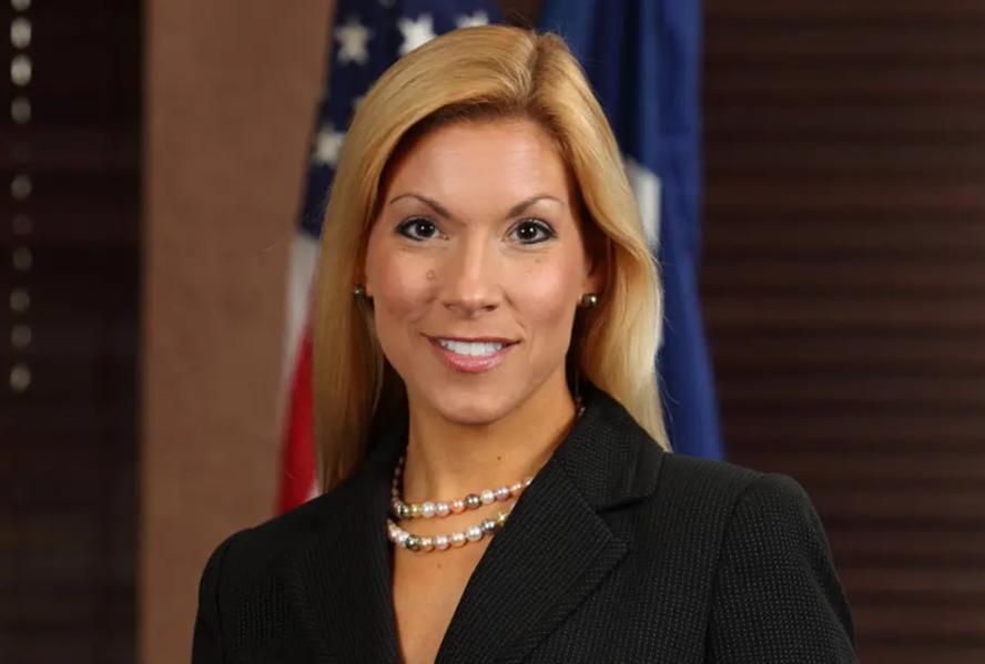 Beth Van Duyne, a famous politician
