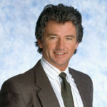 Patrick Duffy, a famous actor