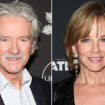 Patrick Duffy (Left) and Linda Purl (Right) are dating