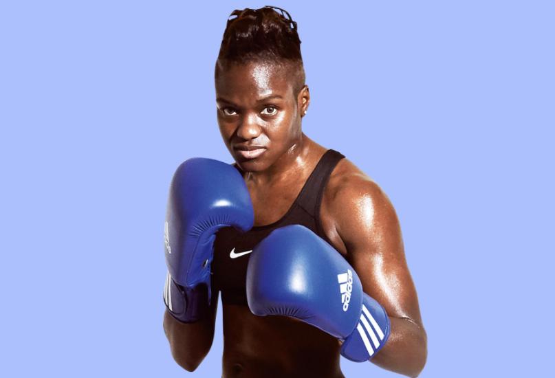 Nicola Adams, a former boxer