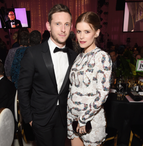 Kate Mara's Husband, Jamie Bell