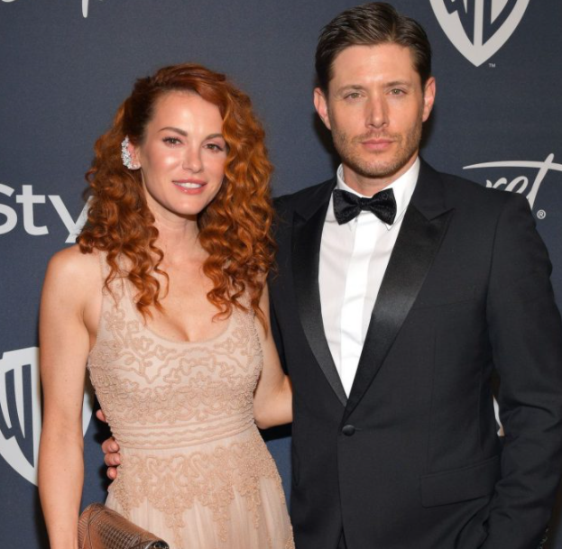 Jensen Ackles and his wife, Danneel Ackles