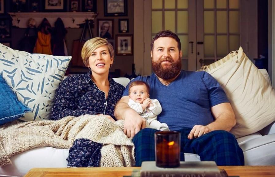 Erin Napier family